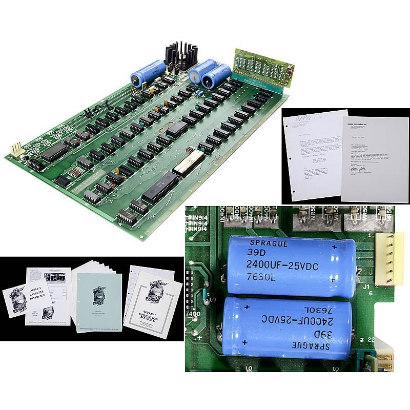 "Original ""Apple 1 Computer"", 1976 - 2"