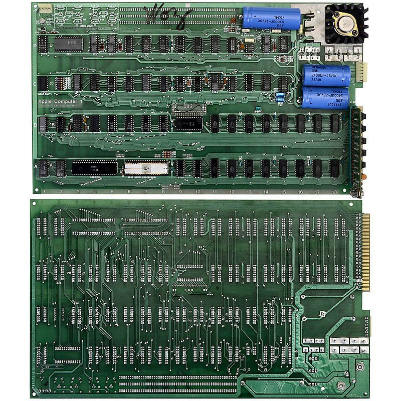 "Original ""Apple 1 Computer"", 1976 - 3"
