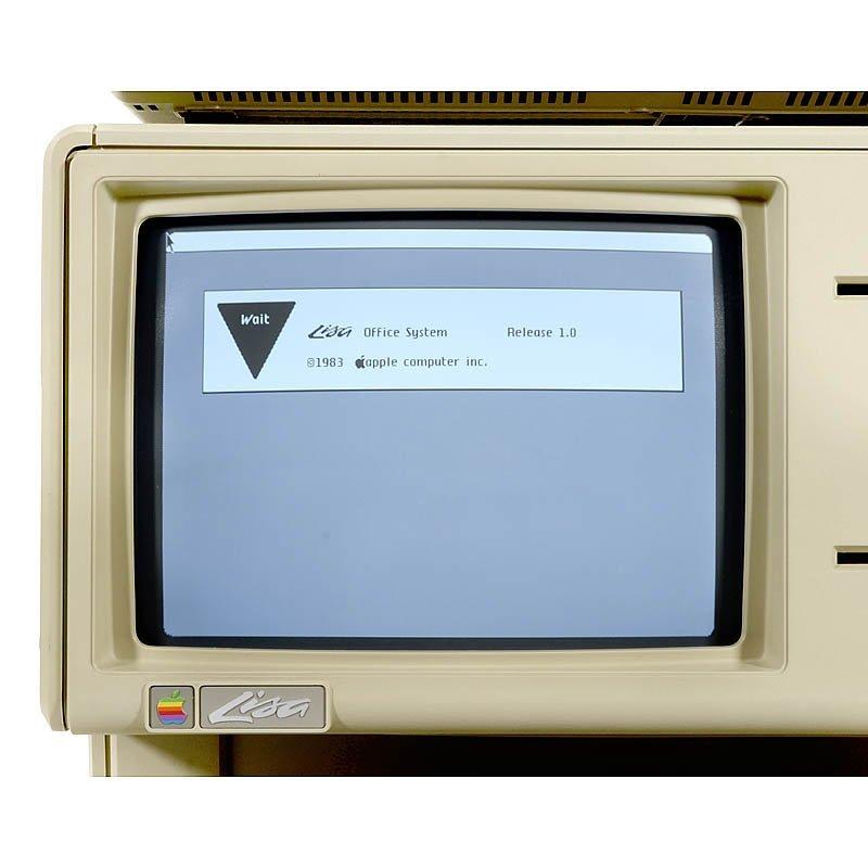 Apple LISA-1, 1983 - 2