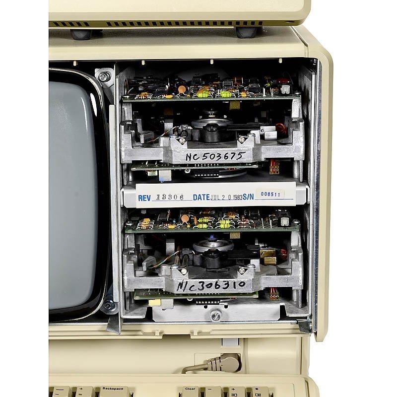 Apple LISA-1, 1983 - 4