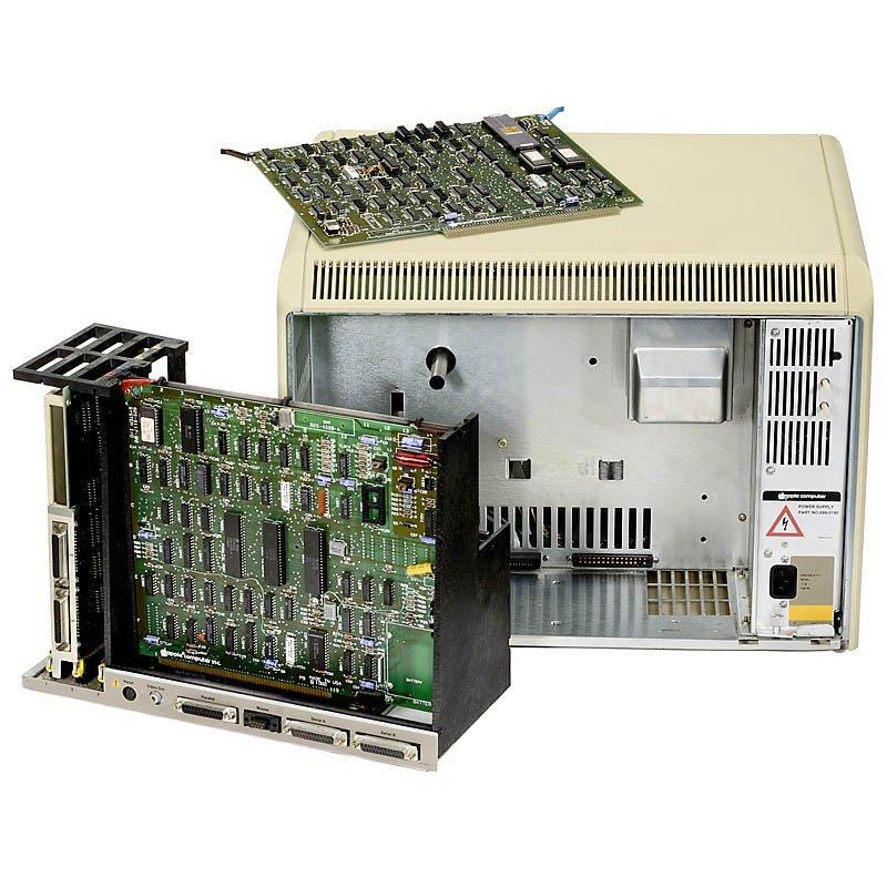 Apple LISA-1, 1983 - 5