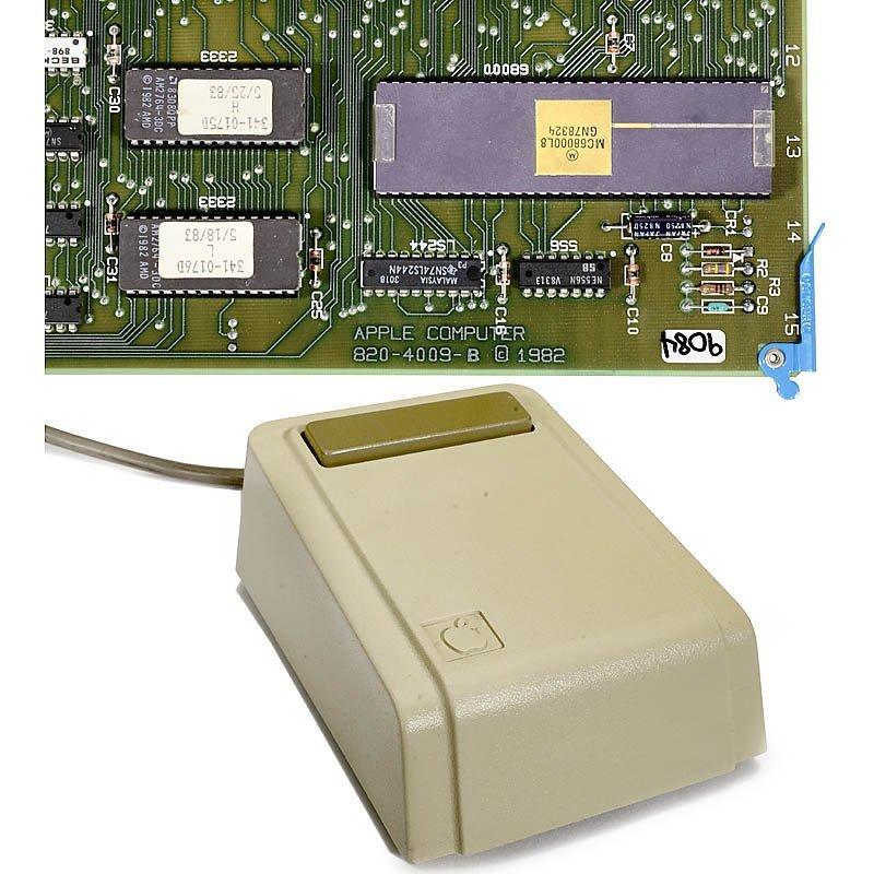 Apple LISA-1, 1983 - 6