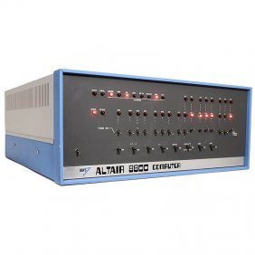 MITS Altair 8800, 1974