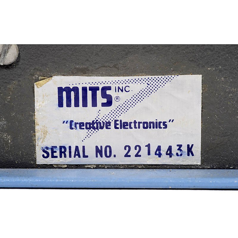 MITS Altair 8800, 1974 - 5