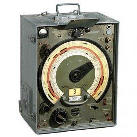 German WWII Radio Monitoring Receiver, 1939