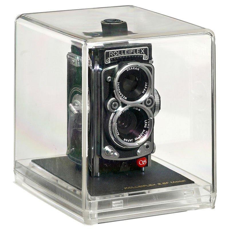 Sharan: Rolleiflex 2,8 F