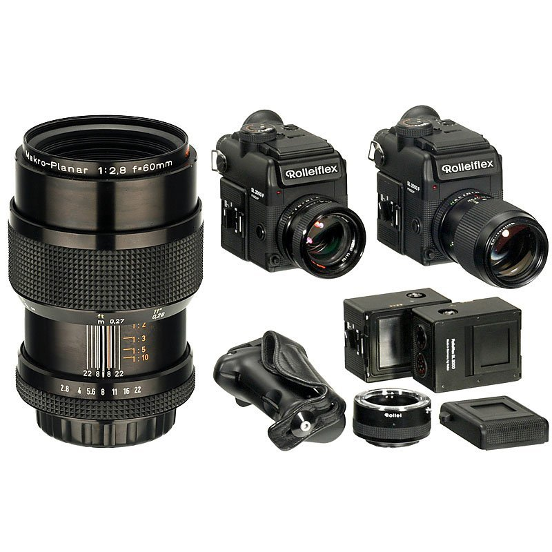 Zeiss Makro-Planar 2,8/60 mm Lens and more