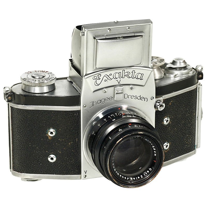 "Exakta ""V"" – US Model, 1950"