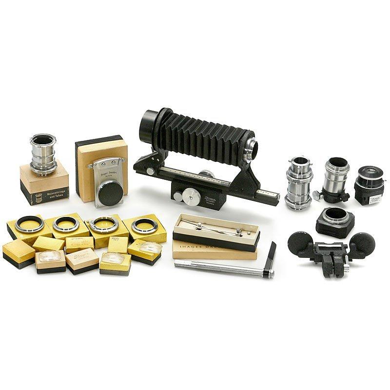 Macro Equipment for Exakta