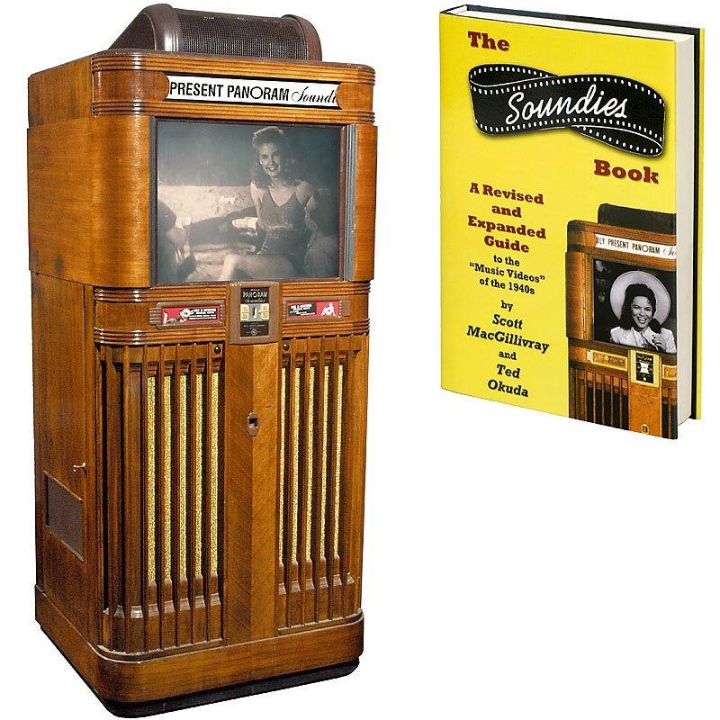 "Movie Jukebox ""Mills Panoram"", 1941"