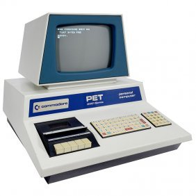 "Commodore PET 2001 (""Blue PET""), 1977"