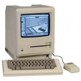 "Prototype ""Apple Macintosh"" – the 1st ""Mac"" – also"