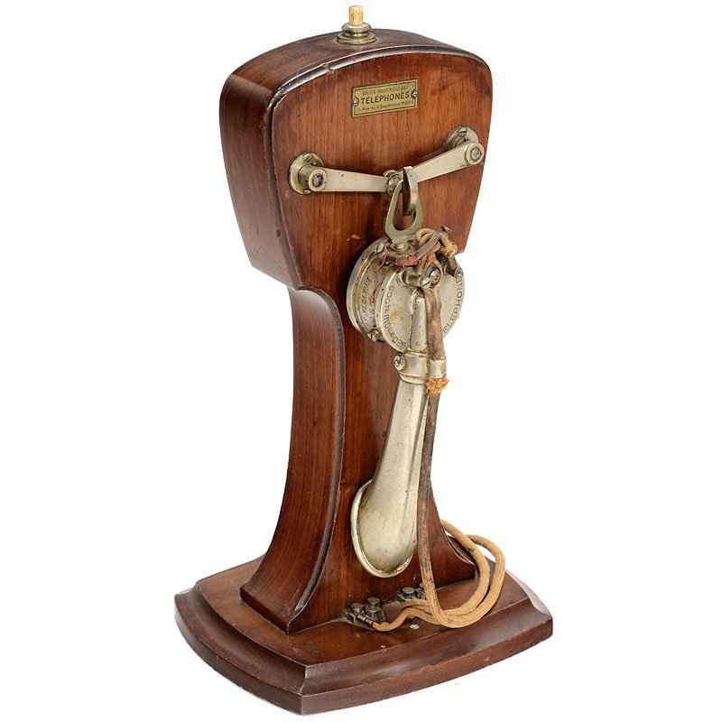 "French Violin Phone ""SIT"", c. 1920"