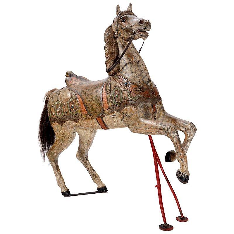 Friedrich Heyn Carousel Horse, c. 1900