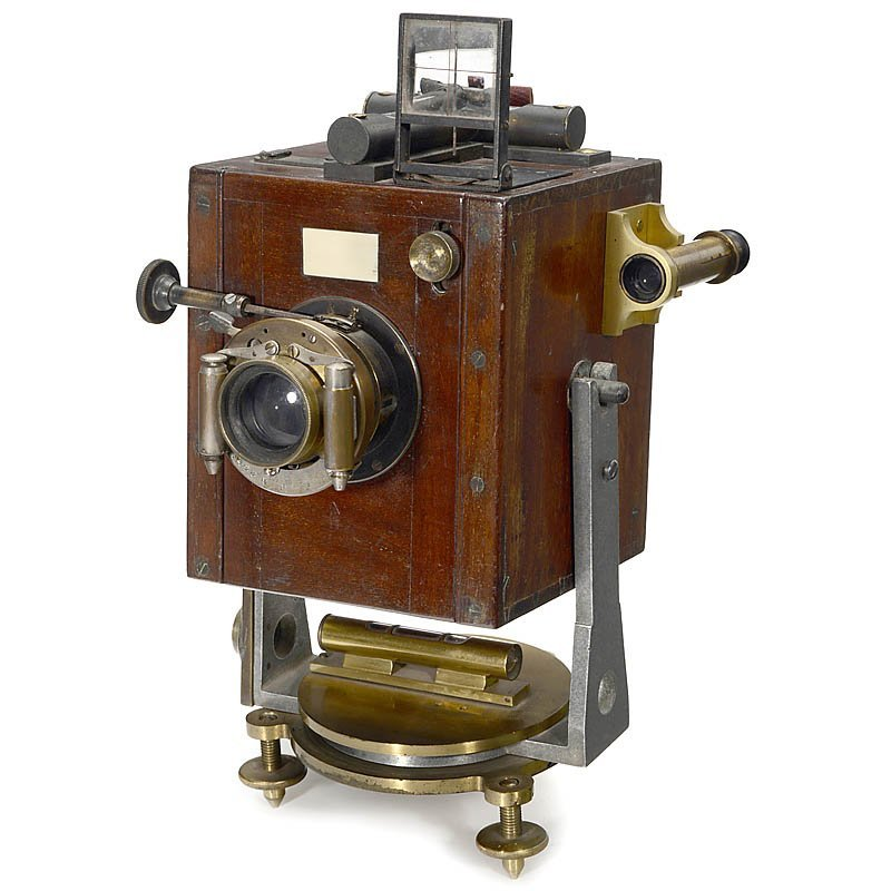 Photo-Theodolite by Troughton & Simms, c. 1901