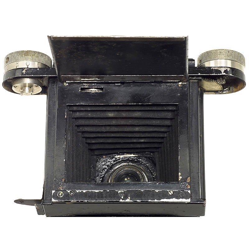 Zeiss Ikon Prototype with Prototype Compur-Rapid, c. - 3
