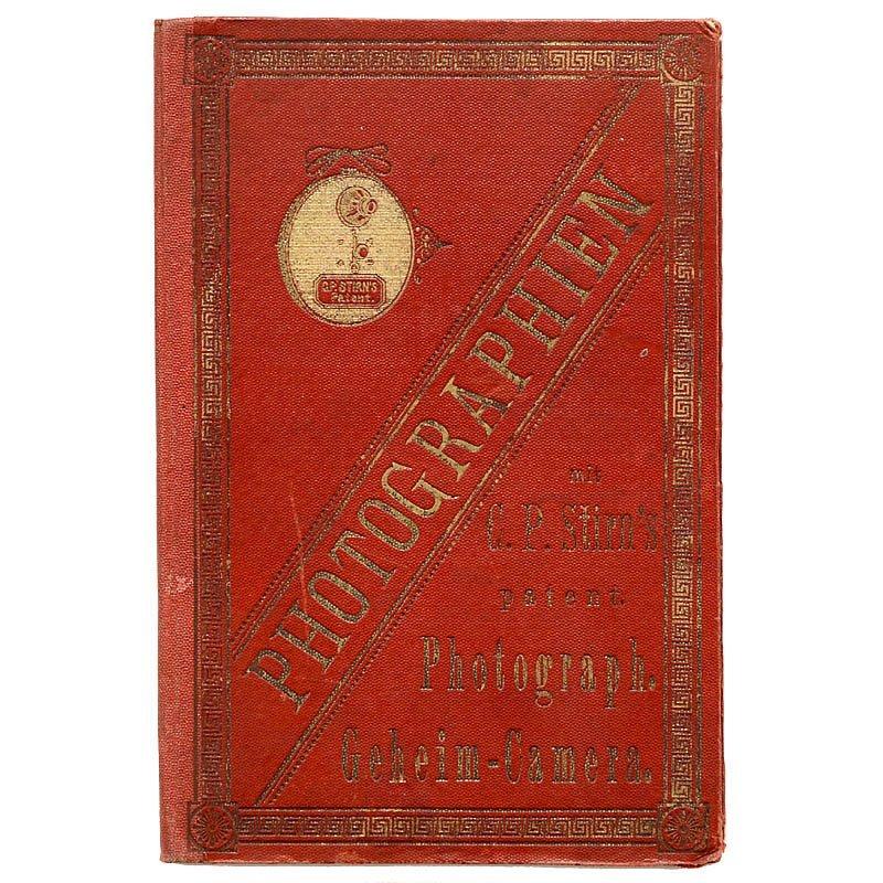 Photographien mit C.P. Stirn's Geheim-Camera, c. 1886 - 2