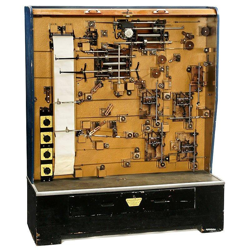 MAC – Mechanical Analogue Computer for Flight