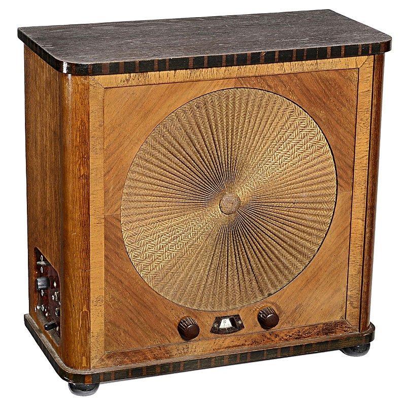 Loewe EB100 German Radio, 1932