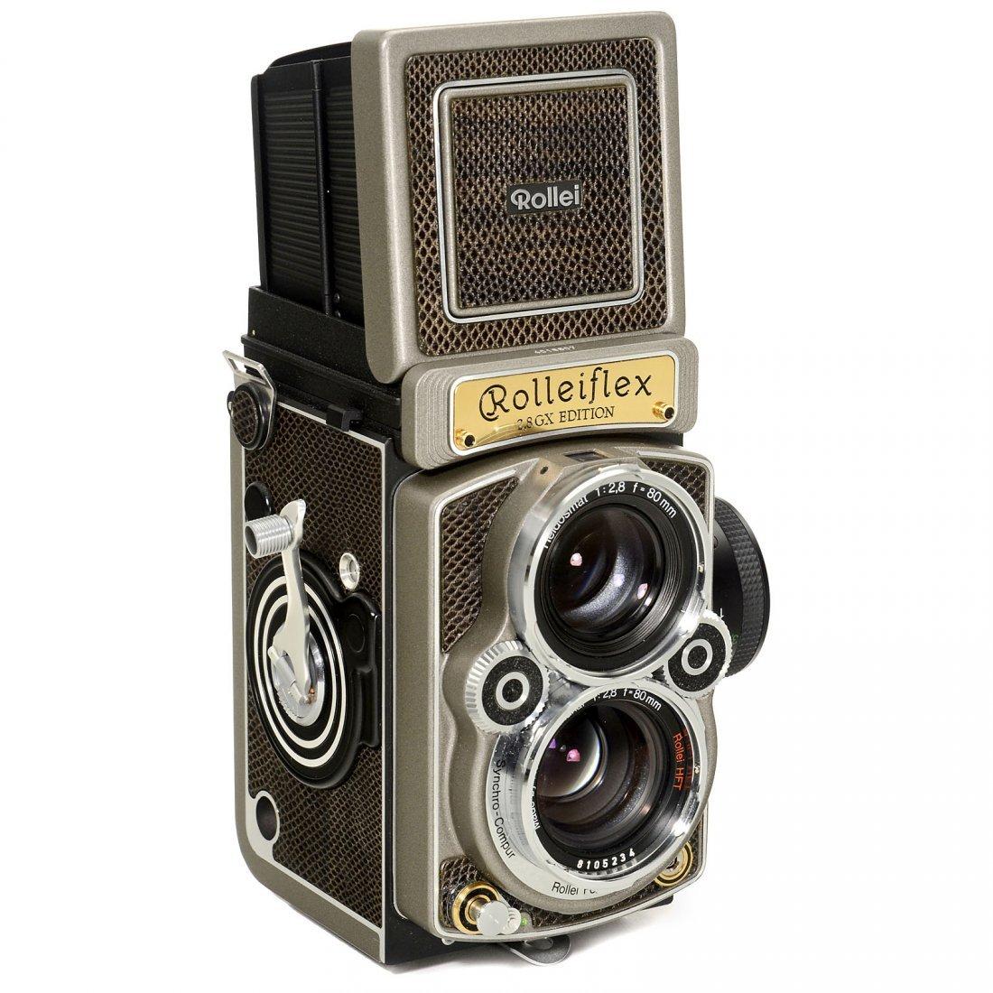 """Rolleiflex 2,8 GX Edition """"1929–1989"""", 1989"""