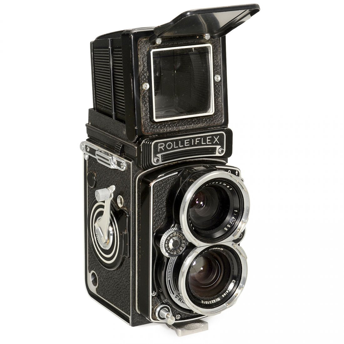 Wide-Angle Rolleiflex (Final Production!), 1967