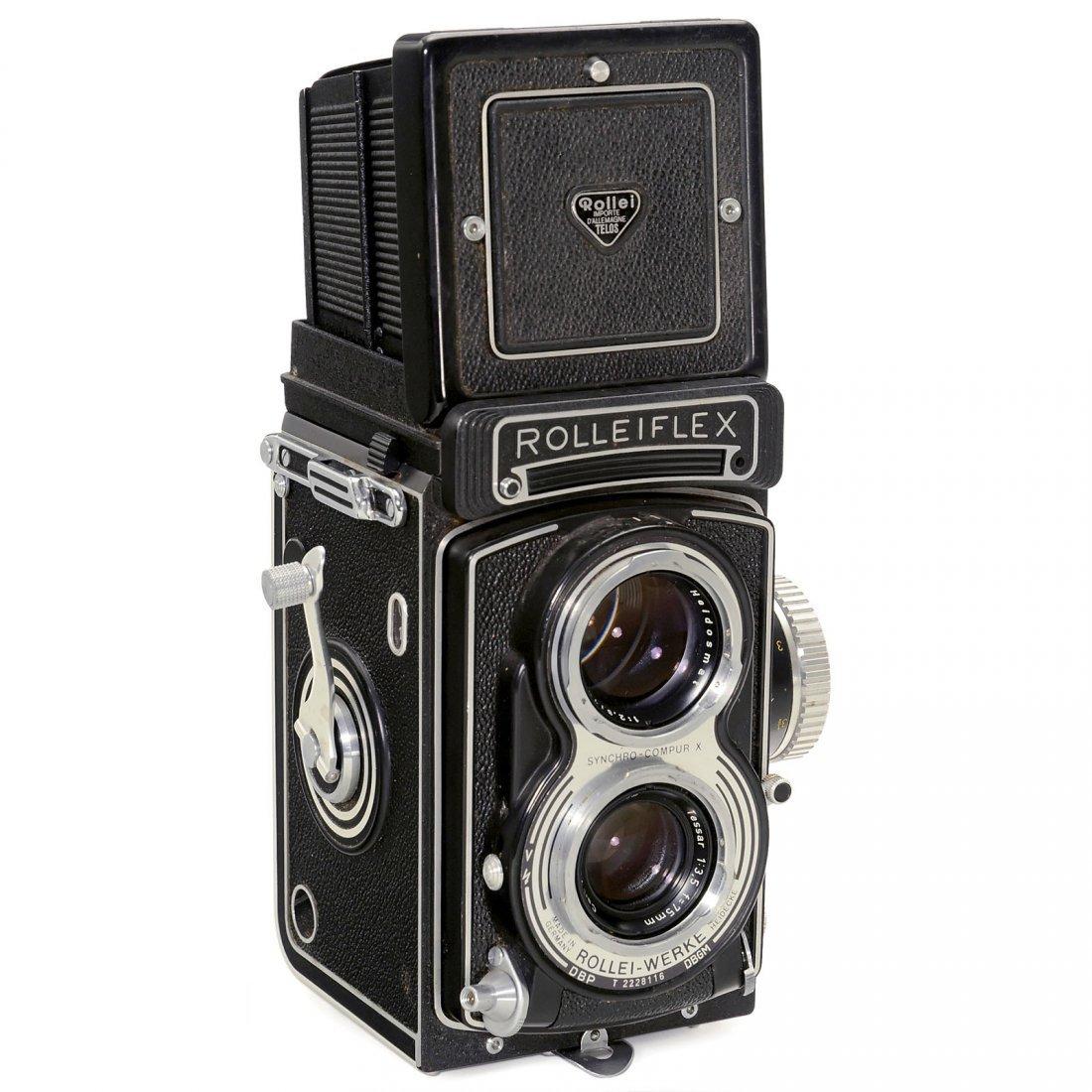 Rolleiflex T, 3rd Model, 1966