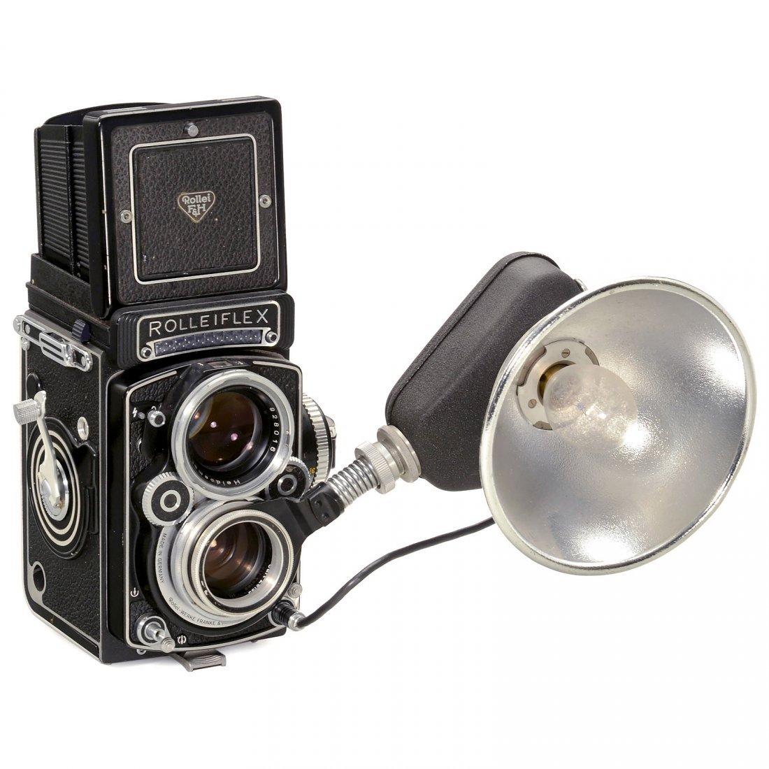 """Rolleiflex 2,8 F """"Planar"""", 1967"""
