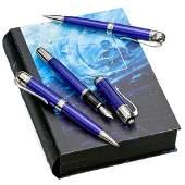 """Montblanc """"Jules Verne"""" Writing Set, 2003"""