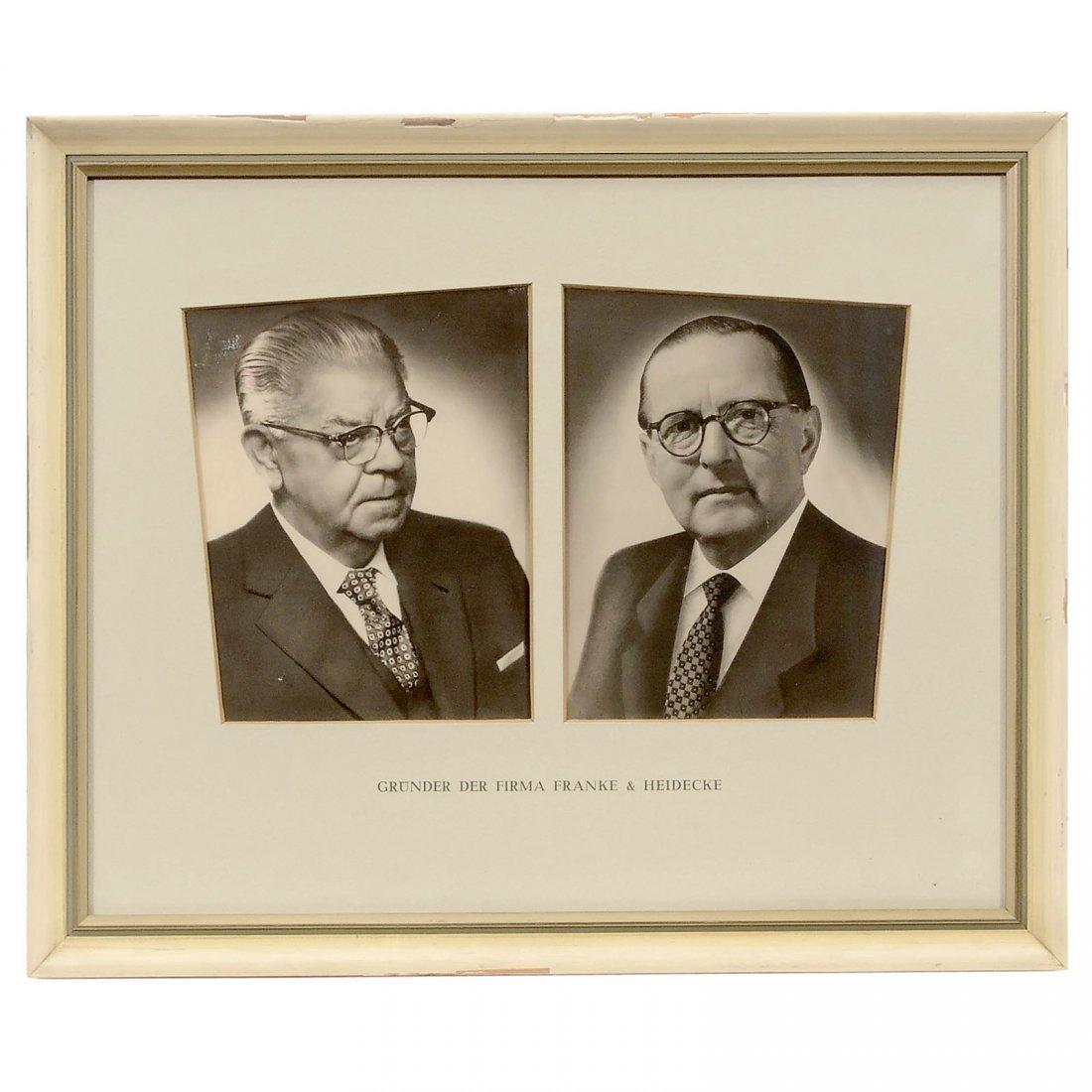 Portrait Photographs by Franke & Heidecke, 1950s - 3