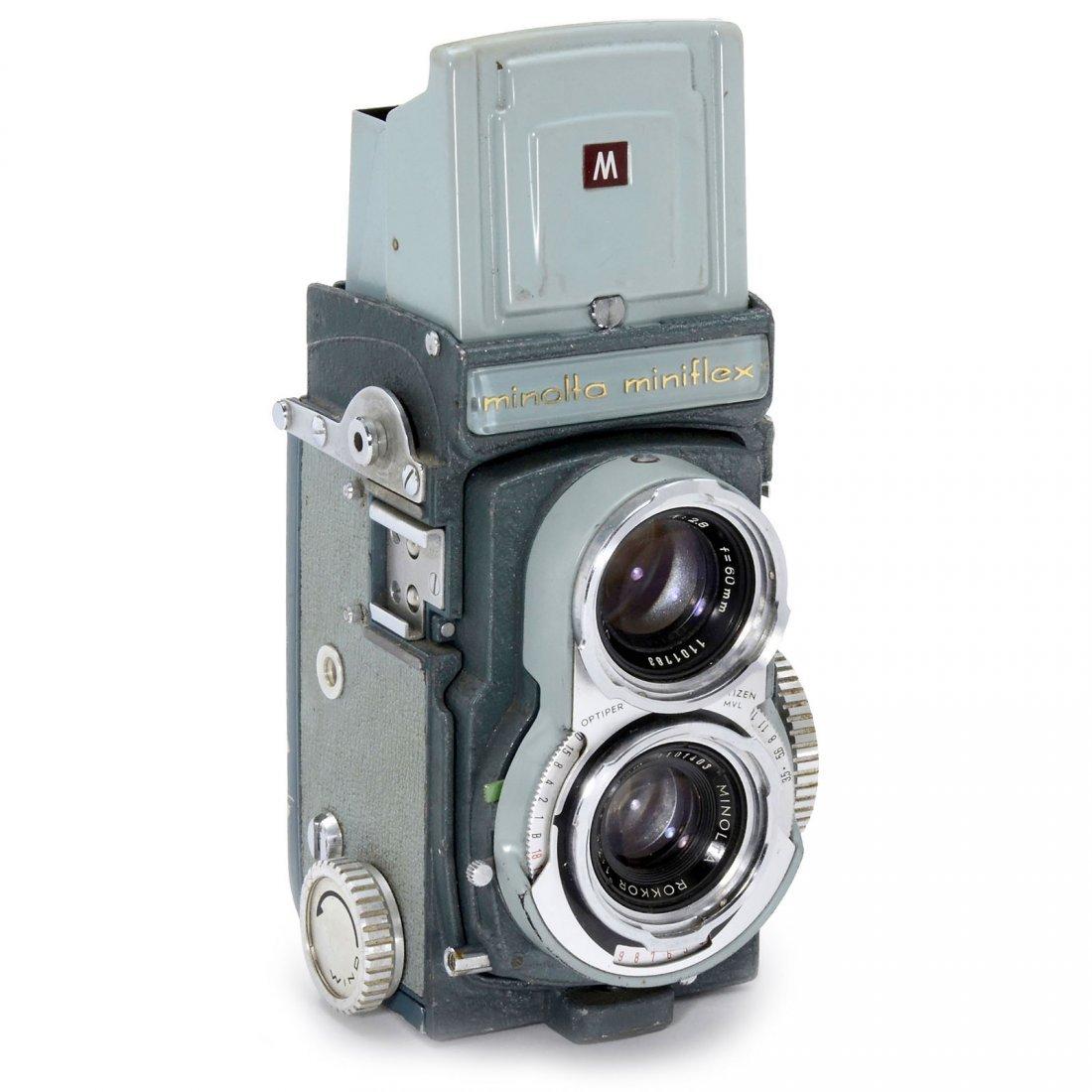 Minolta Miniflex, 1959