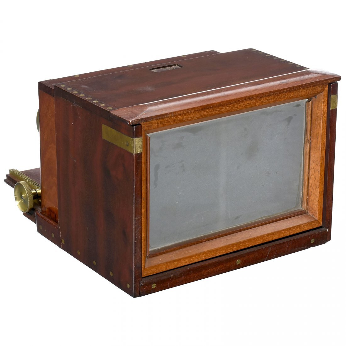 Stereo Wet-Plate Camera by Dallmeyer, c. 1860 - 3
