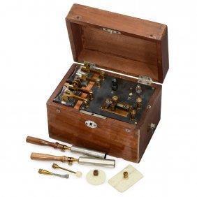 Quack Medical Shock Machine, C. 1890