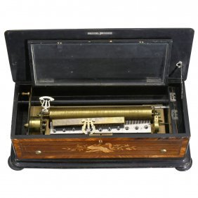 Sublime Harmony Piccolo Musical Box, C. 1890