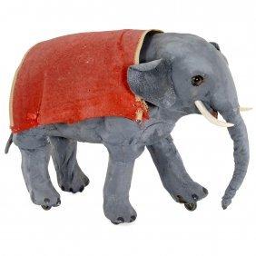 Walking Elephant Automaton By Roullet Et Decamps, C.