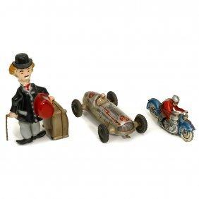2 Mechanical Toys, 1955 Onwards