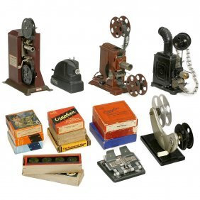 4 Toy Movie Projectors