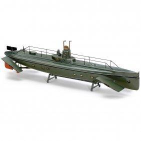 Märklin Submarine No. 5081/57, C. 1930