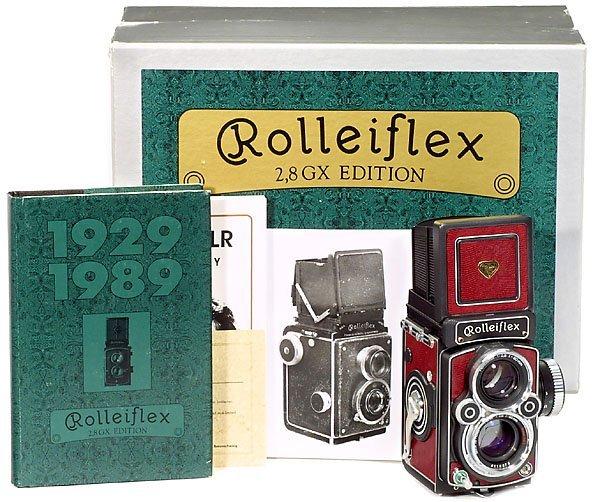 10: Rollei Prototype Rolleiflex Jersey, 1996