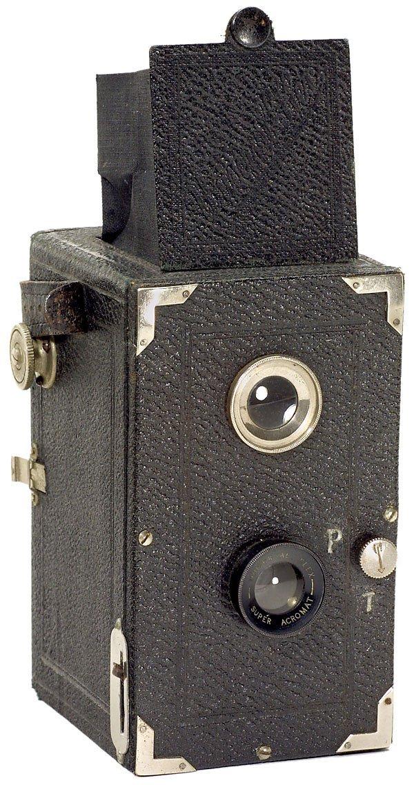 17: Unknown TLR Universal-Flex, um 1933