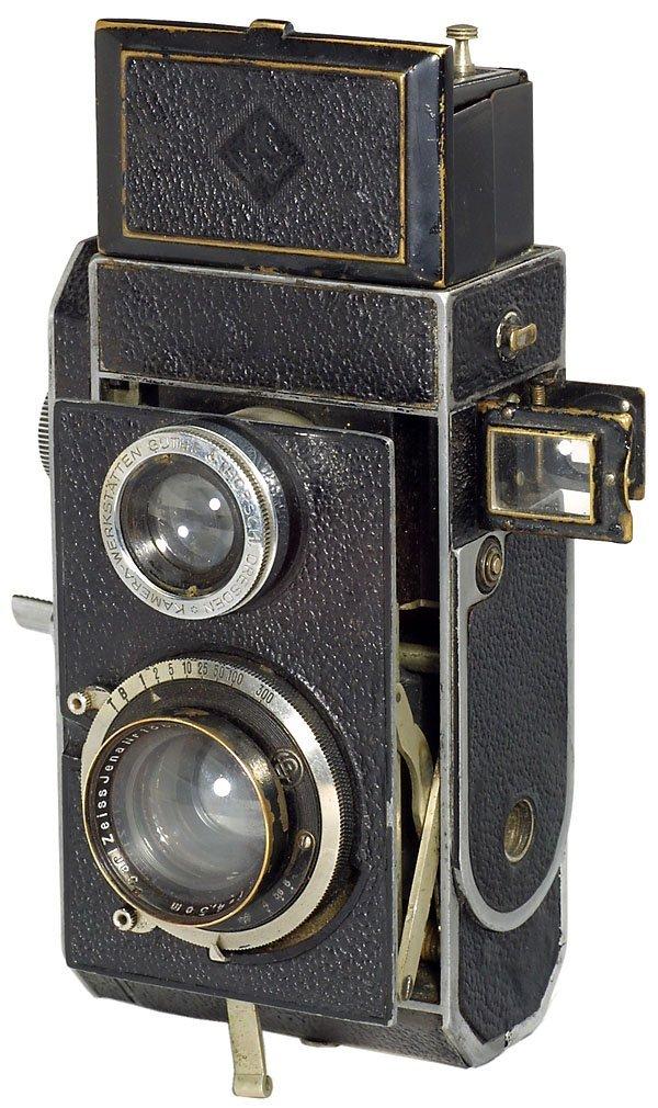 19: Sensation: Pilot 3x4 cm with Zeiss Biotar lens, 193