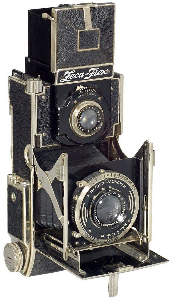 23: Zeca-Flex by Zeh Dresden, TLR 6x6 cm 1937