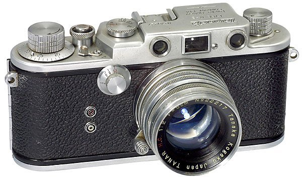 273: Leica copy Tanack Type IV-S, 1955