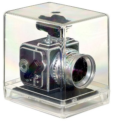 544: Sharan - Hasselblad SWC Rare subminiature camera M