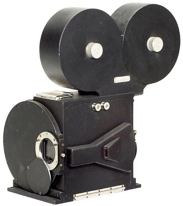 670: Cinerama Precision movie camera for 70-mm film, 19