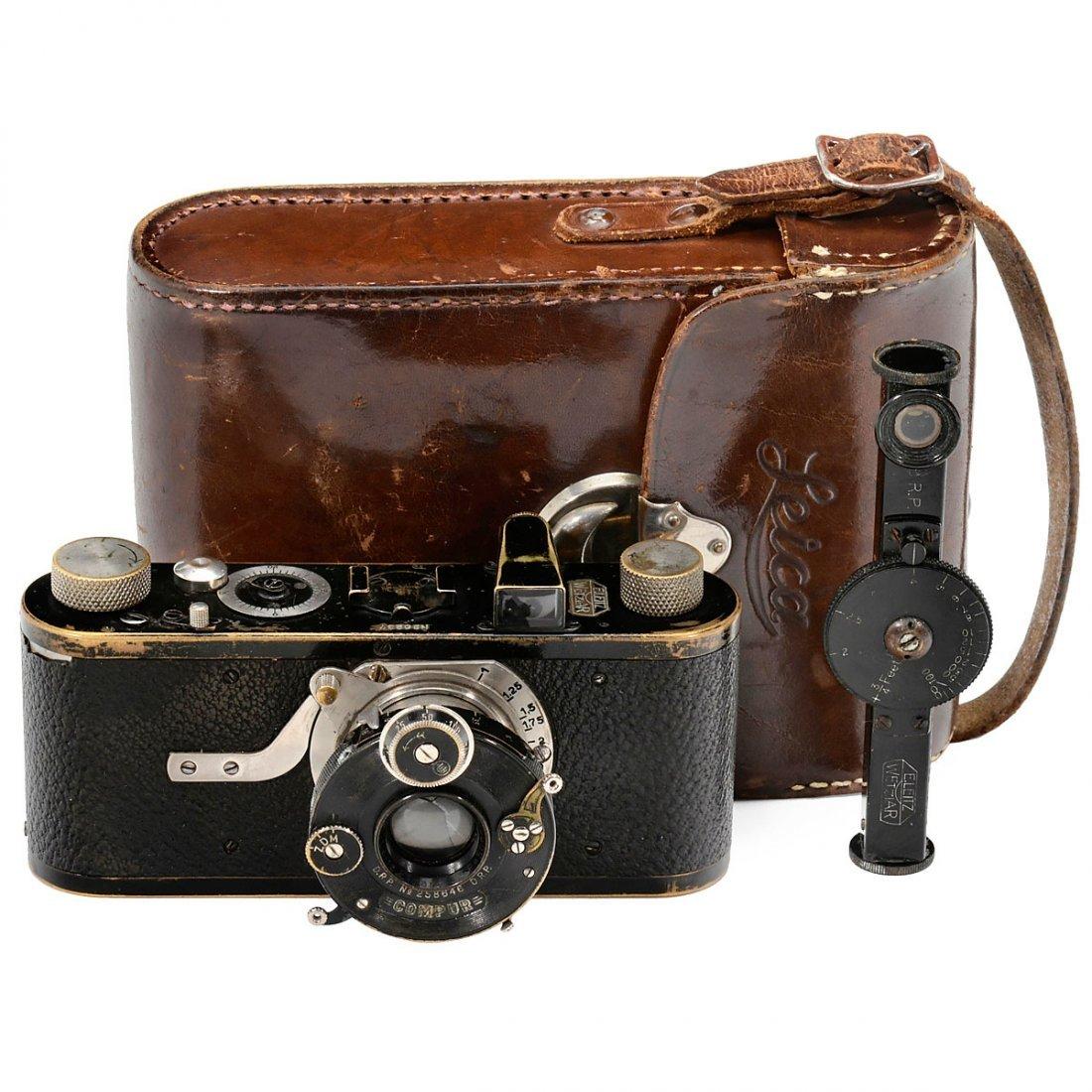 Leica with Dial-Set Compur Shutter, 1931