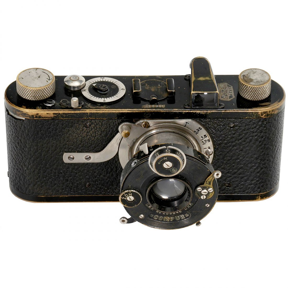 Leica with Dial-Set Compur Shutter, 1931 - 2