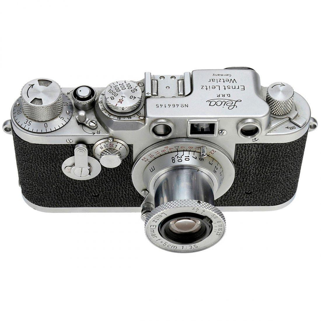 Leica IIIc/IIIf, 1949