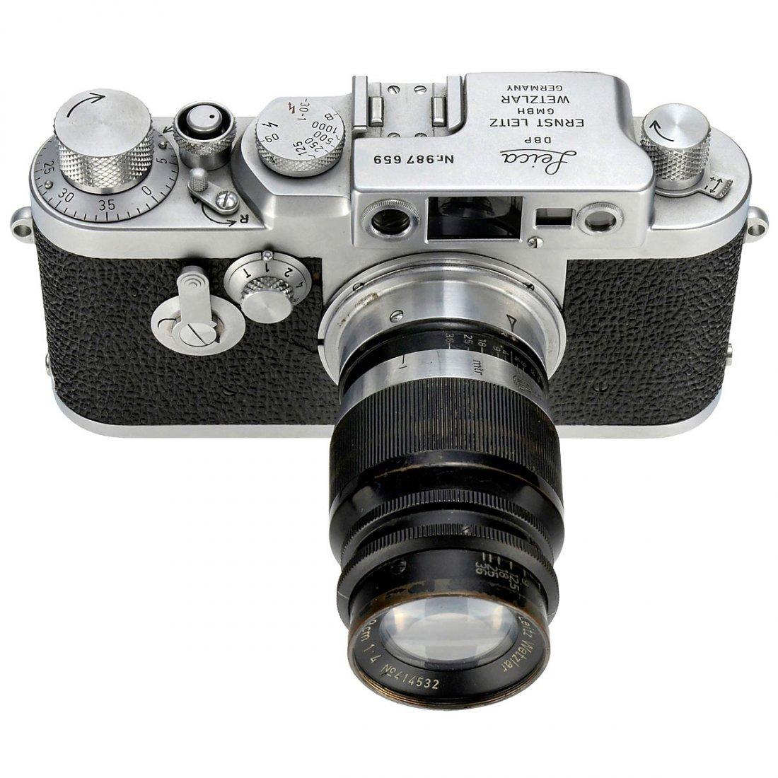 Leica IIIg, 1960