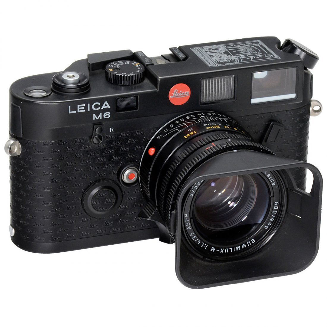"""M6 """"Ein Stück Leica"""", Stock Market Launch 1996, 1996"""