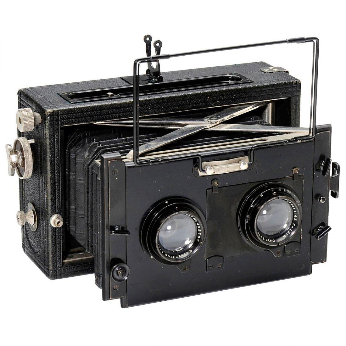 Deckrullo-Nettel Stereo 6 x 13, 1920